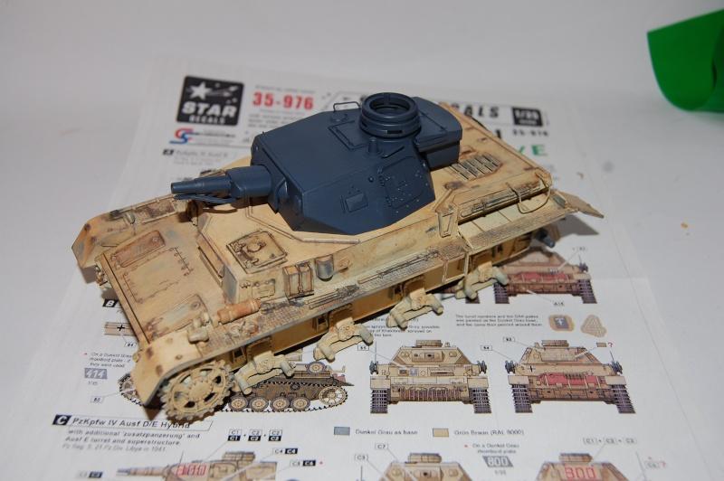 Panzer IV Africa Korps - Tamiya - 1/35 - Page 3 Dsc_6143