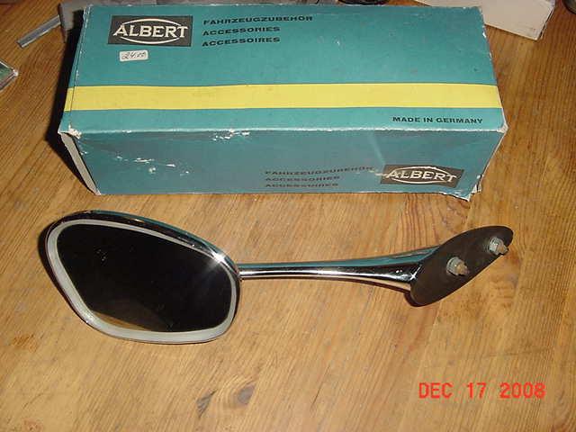 Les différents retroviseurs exterieurs Albert11