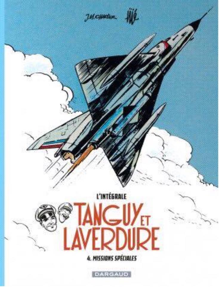 Tanguy et Laverdure - Les chevaliers du ciel 12274410