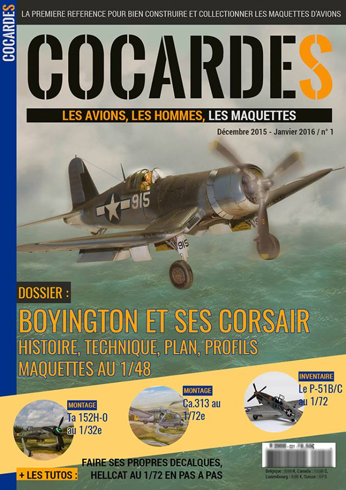 Nouvelle revue: Cocardes 12368910