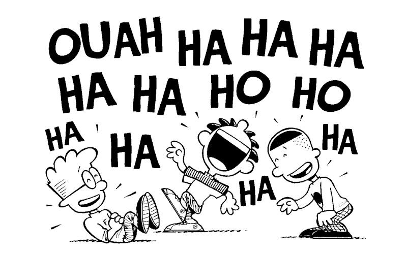 le rire est-il indispensable - Page 14 Fourir10