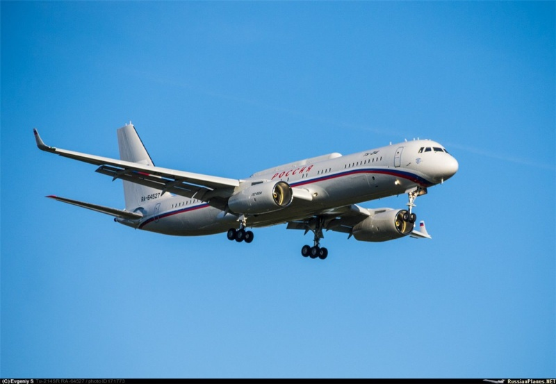 Russian presidential/government aircraft - Page 2 Tu-21410