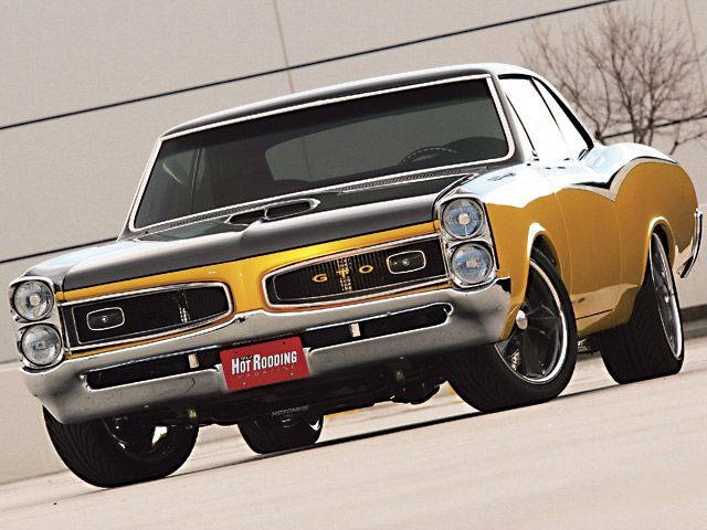 "#49 : Pontiac 66 ""street machine"" 0607ph13"