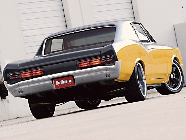 "#49 : Pontiac 66 ""street machine"" 0607ph15"