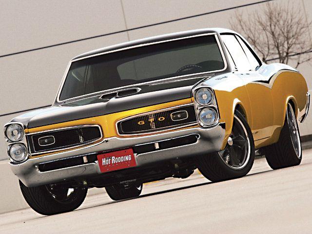 "#49 : Pontiac 66 ""street machine"" C05cd410"