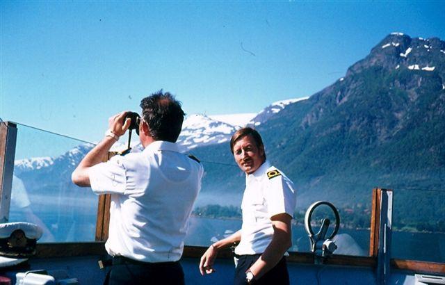 Croisière squad MSO 1975. Fjord_10