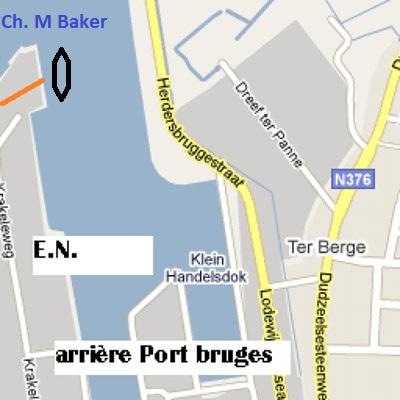 Ecole nautique de Bruges (1954 à 1958) Portde10