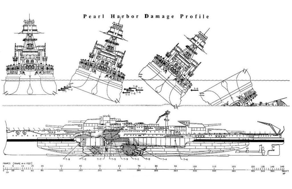 Le 7 décembre 1941,le Japon attaque Pearl Harbor 01371910