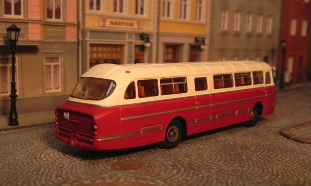 Ikarus 55 von Brekina Forum114