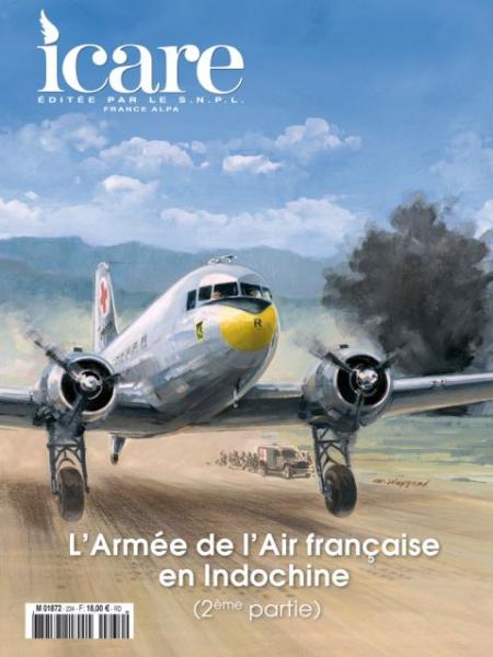 Icare n°232 et 234 L'armée de l'air Française en Indochine 4119_c10
