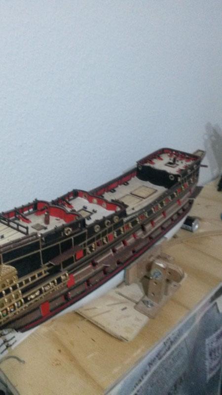 Sovereign of the Seas 1/84 von joachimoskaremil55 Sovere10