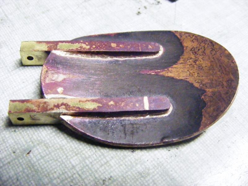 Fabrication d'une chaudière verticale 00112