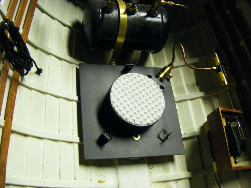 Fabrication d'une chaudière verticale 00113
