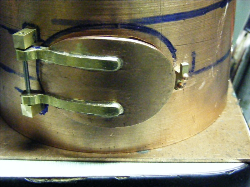 Fabrication d'une chaudière verticale 00210