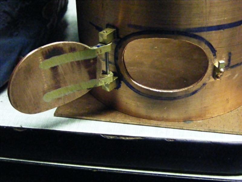 Fabrication d'une chaudière verticale 00311