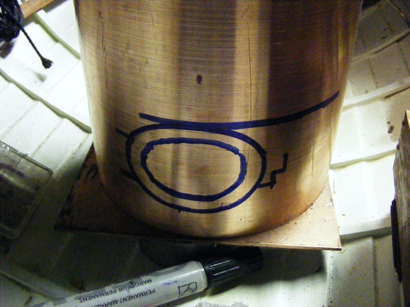 Fabrication d'une chaudière verticale 00411