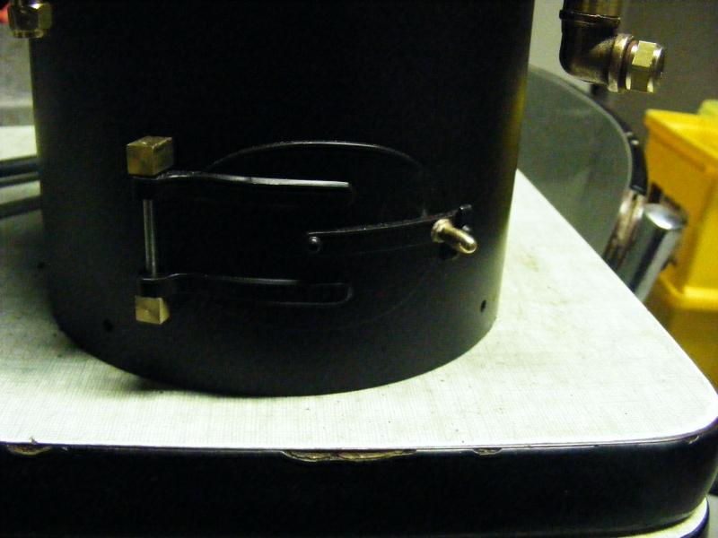 Fabrication d'une chaudière verticale 00412