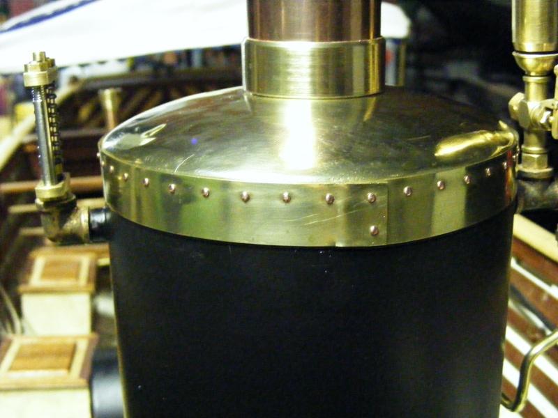 Fabrication d'une chaudière verticale 00514