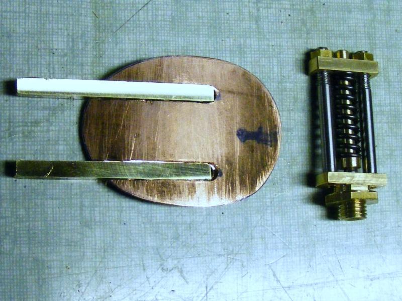 Fabrication d'une chaudière verticale 00811