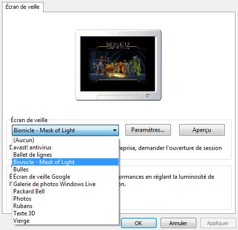 [Blog] Personnaliser votre Windows 7 en PC Fan de Bionicle Kgquoi10