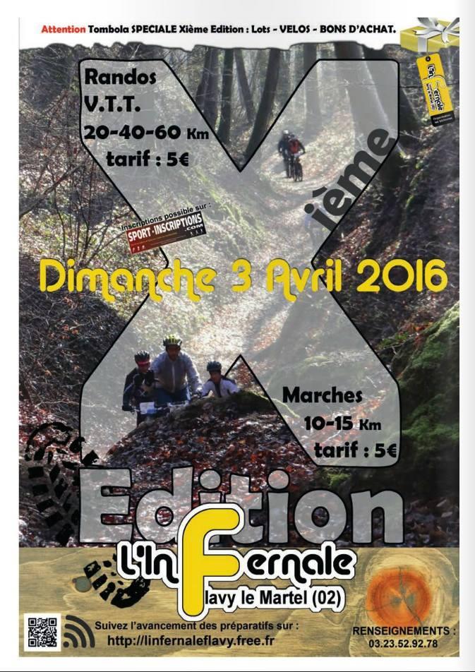 (02) L'Infernale Flavy le Martel  03/04/16 12316310