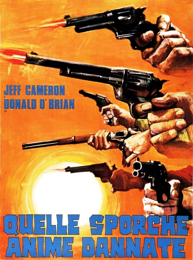 Les âmes damnées de Rio Chico - Quelle sporche anime dannate - Luigi Batzella - 1971 Quelle10