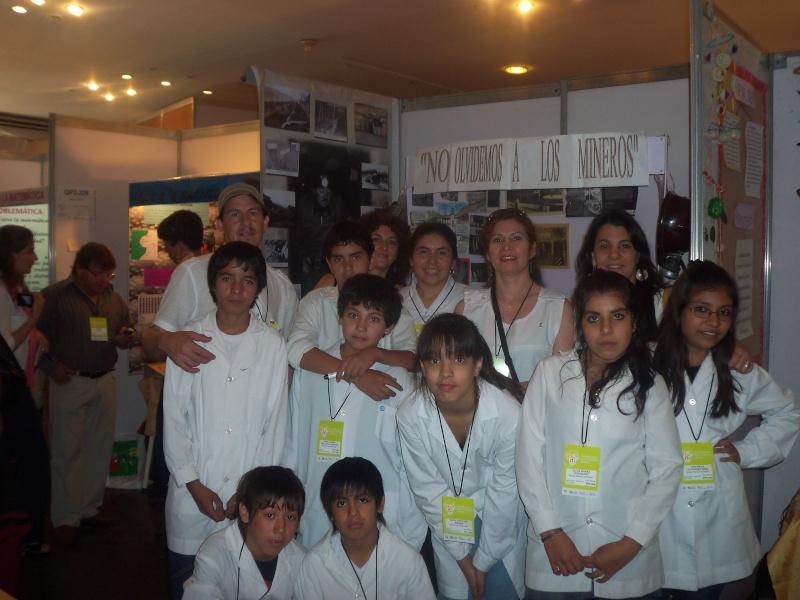 NUESTRA FAMILIA REPRESENTADA EN LA FERIA NACIONAL DE CIENCIAS;TECNOLOGIA Y SOCIEDAD. 100_1011