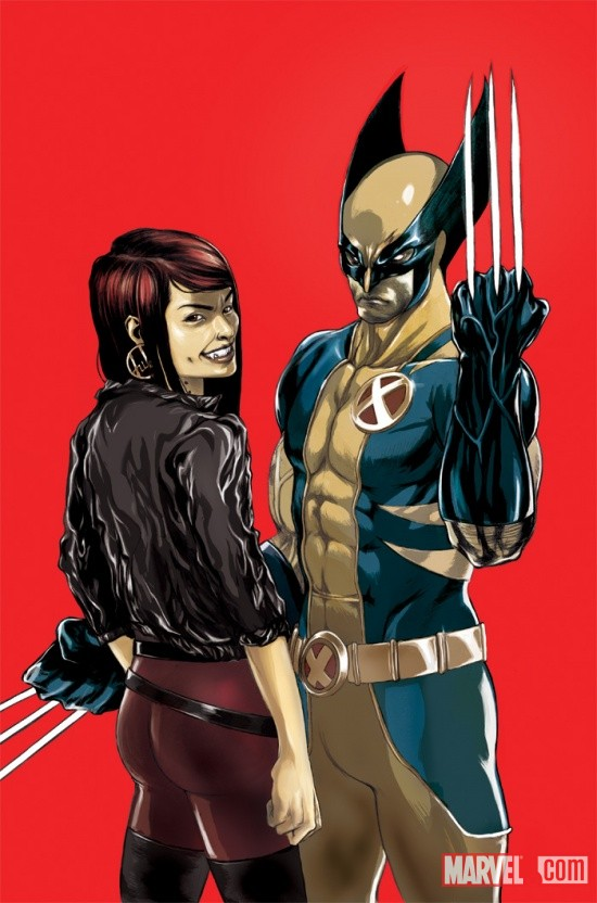 Wolverine and Jubilee #1 (of 4) 12913910