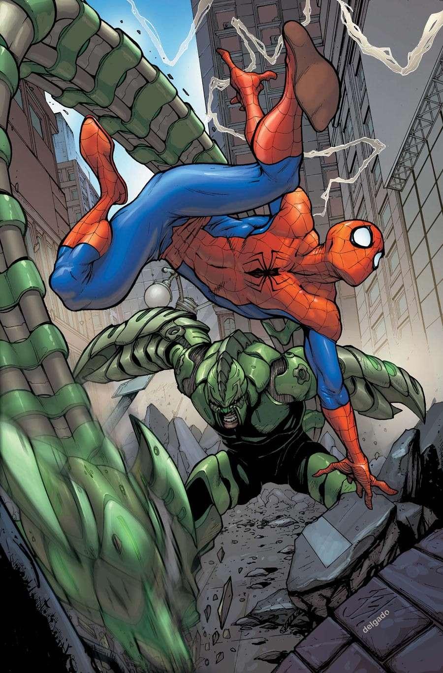 Amazing Spider Man #654 Asm65410