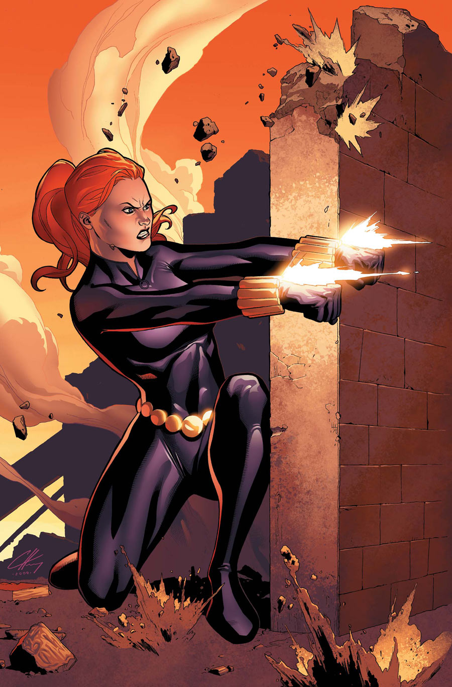 Super Heroes #11 Marher10