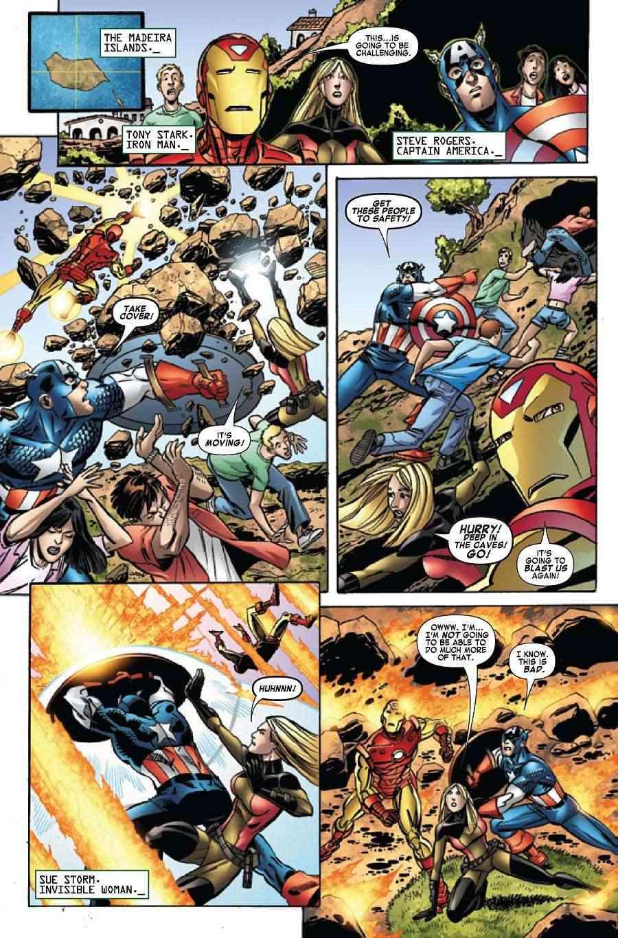 Marvel Adventure Super Heroes #9 Prv71620