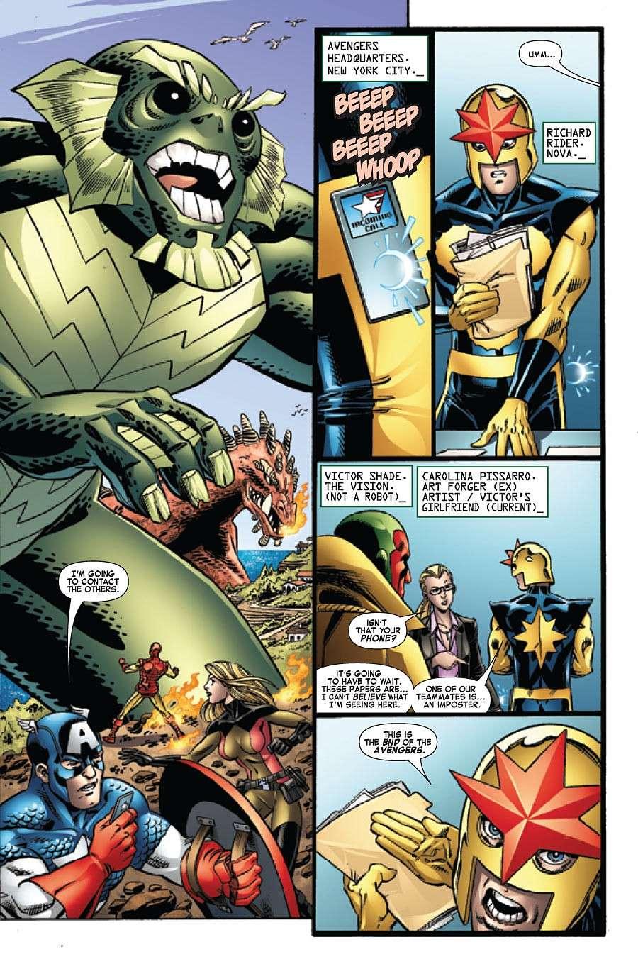 Marvel Adventure Super Heroes #9 Prv71621