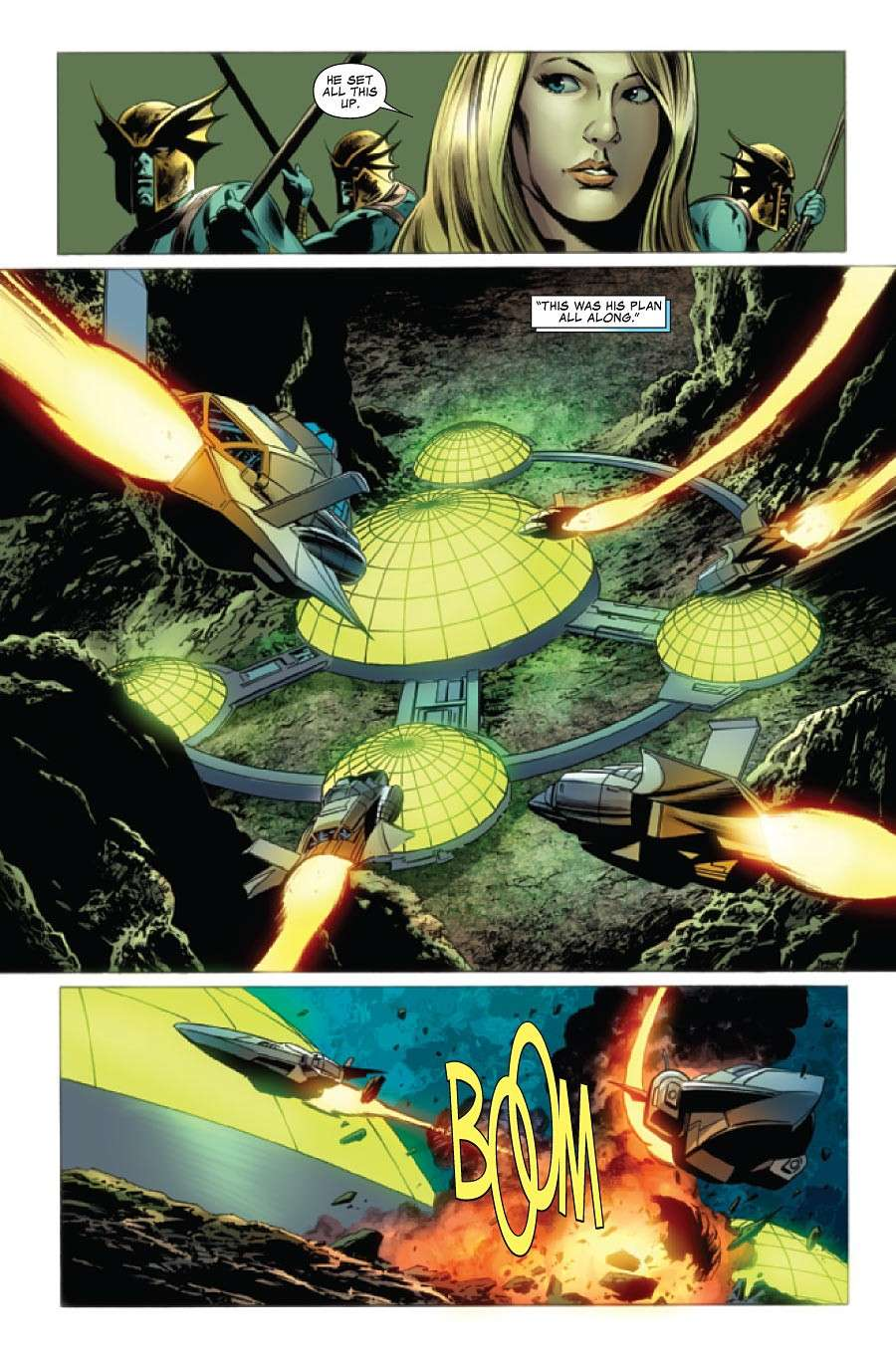 Fantastic Four #586 Prv72623