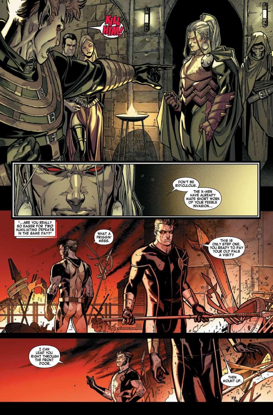 X-Men #6 Prv72744