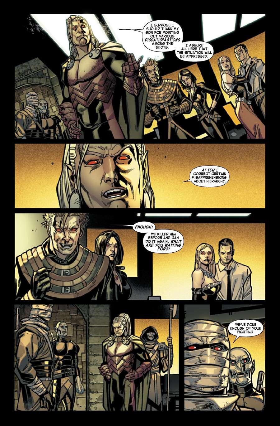 X-Men #6 Prv72745