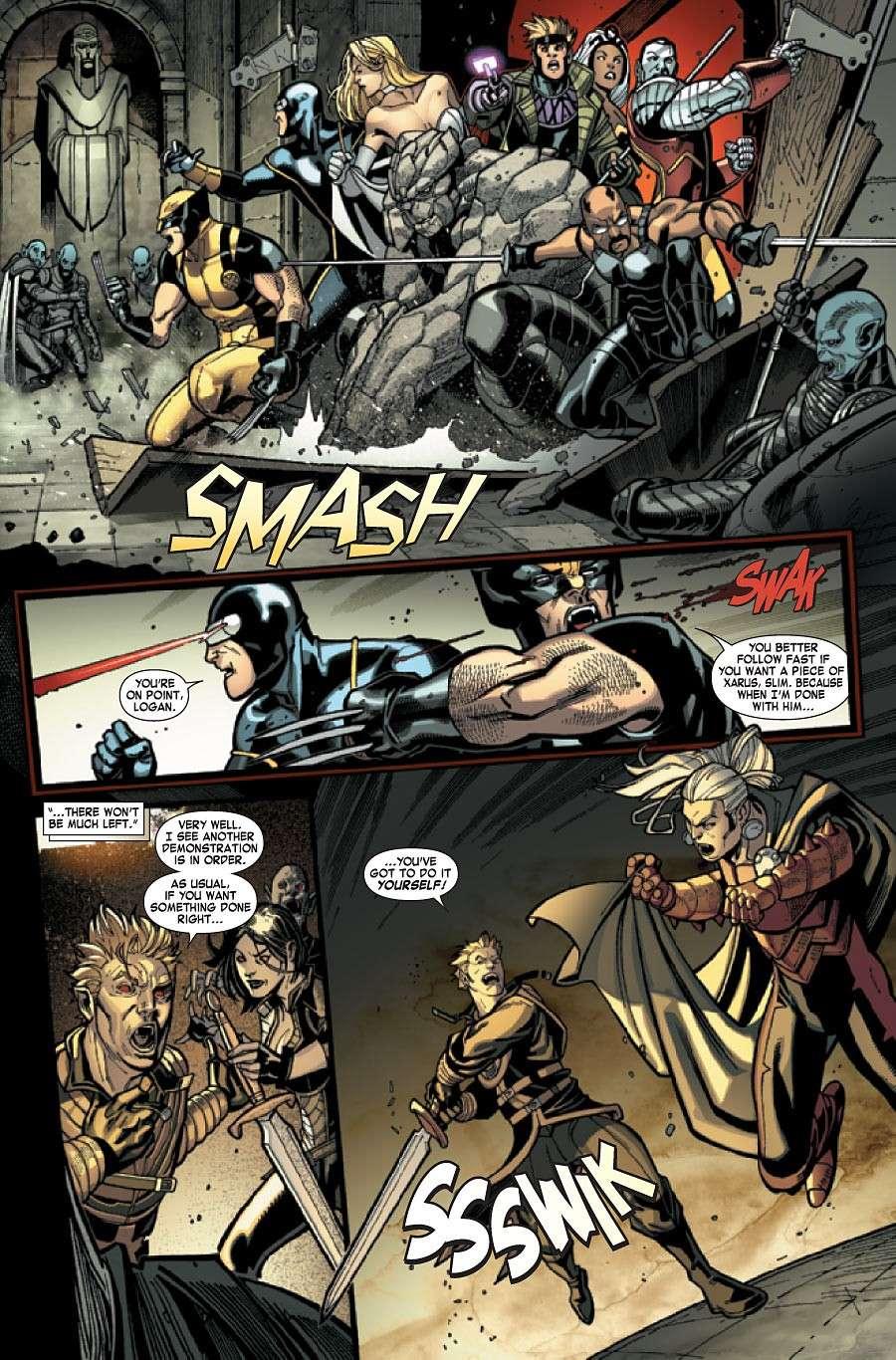 X-Men #6 Prv72746