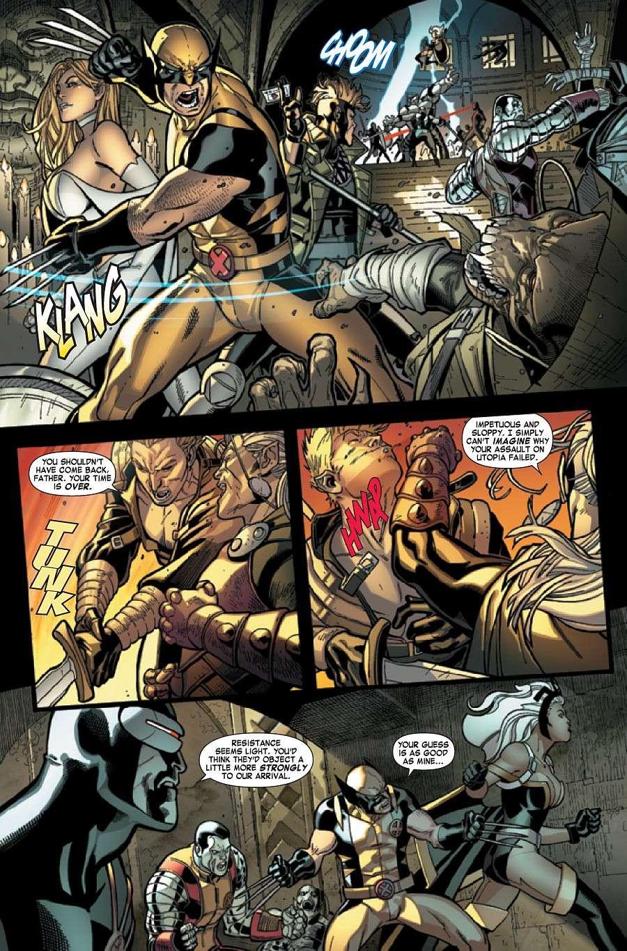 X-Men #6 Prv72747