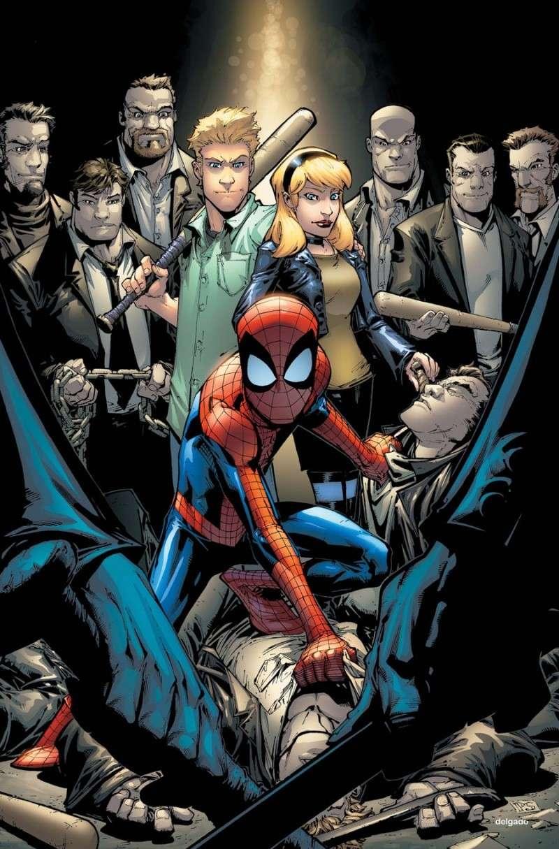Spider Man #12 Smma0111