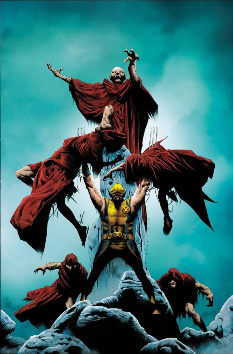 Wolverine #10 & #11 Wolvv212