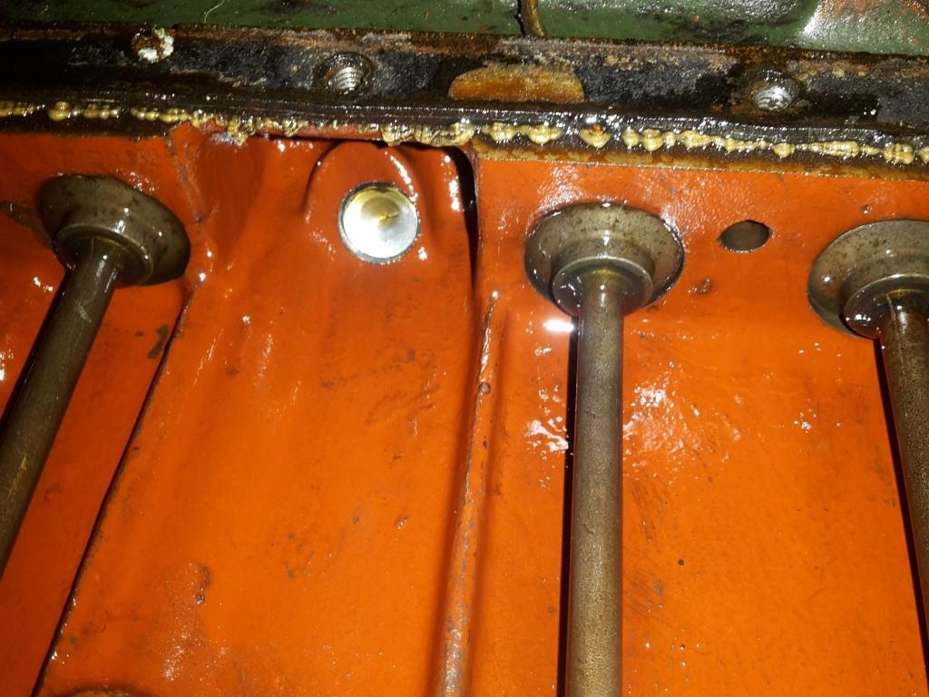 Circuit d'huile moteur 20160113