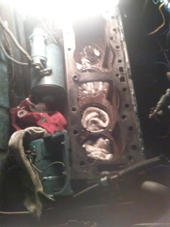 Circuit d'huile moteur Cam01210