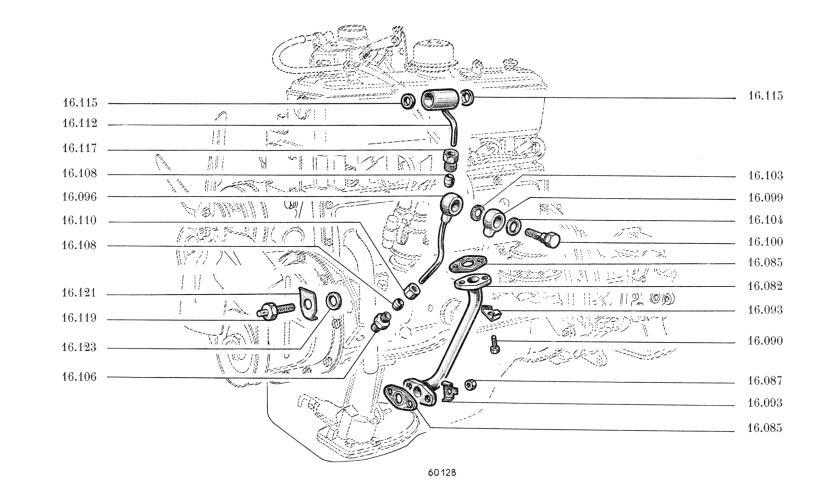 Circuit d'huile moteur Graiss11
