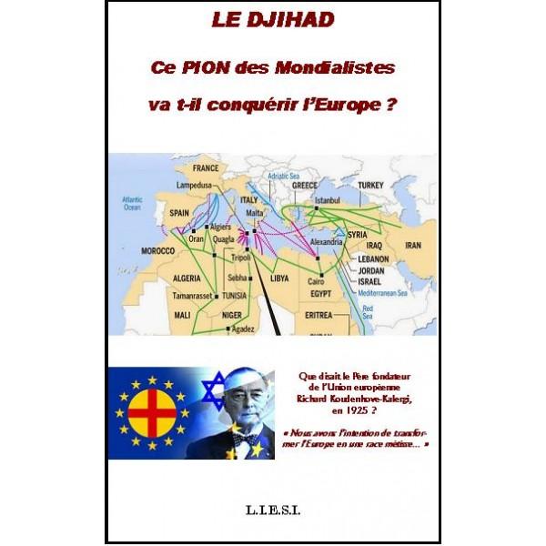 Preuves de la conspiration judéo-maçonnique mondialiste concernant l'immigration-invasion incontrôlable pour détruire la France et l'Europe. Le-dji10