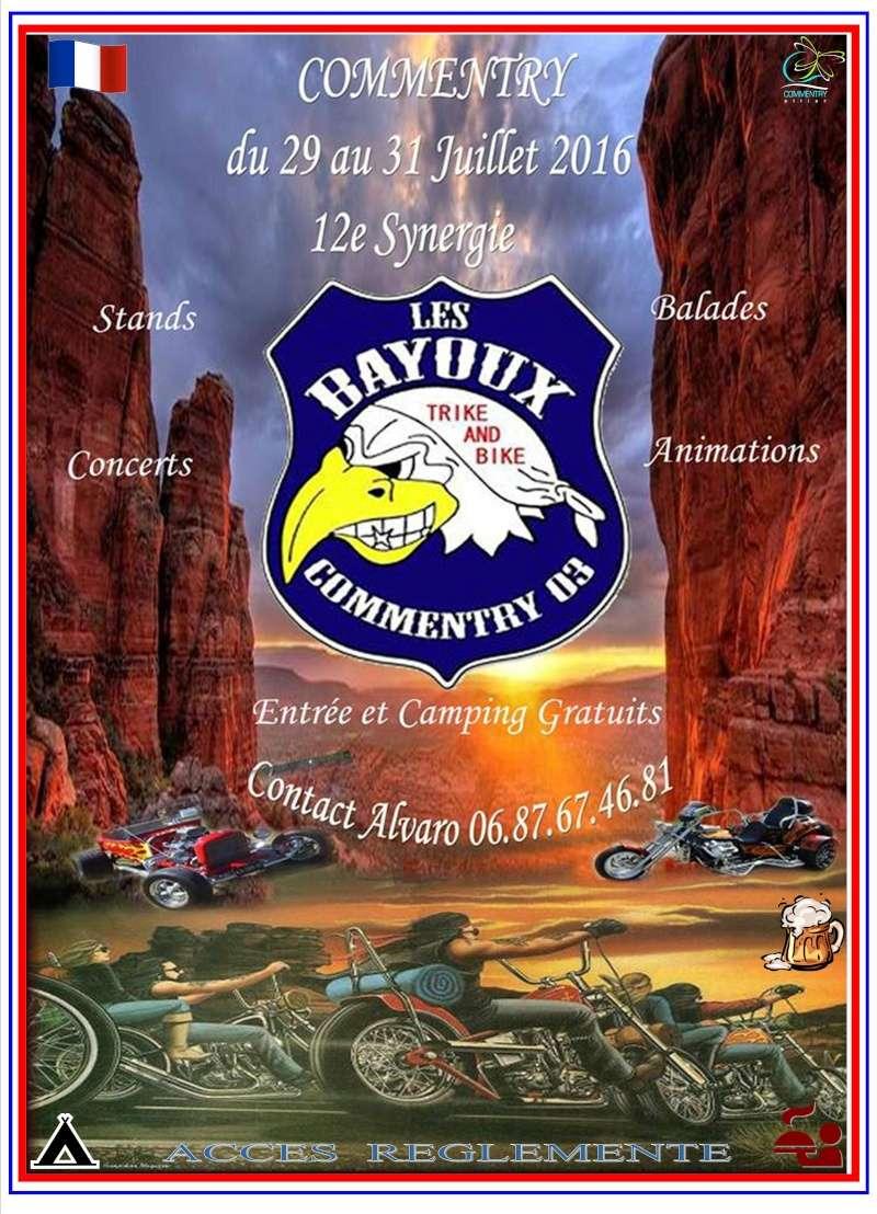 12e Synergie des Bayoux 510