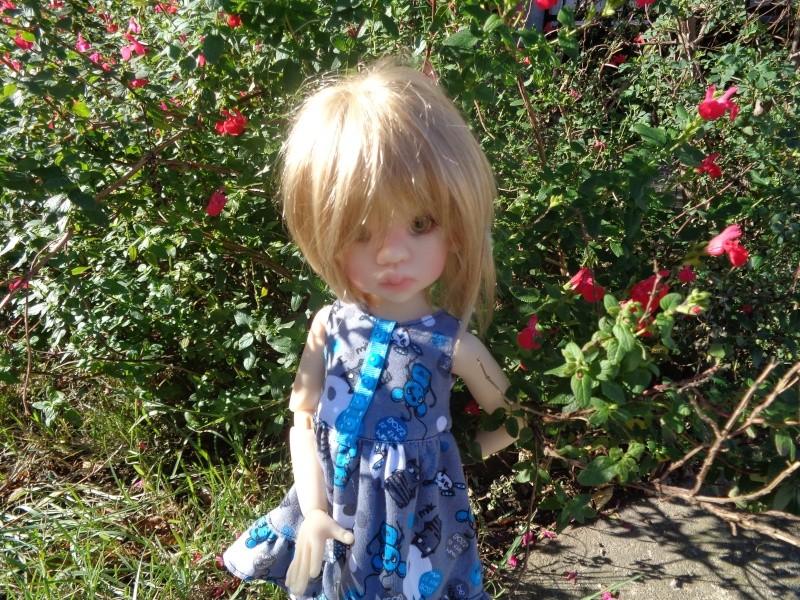 Camille, au soleil, dans une nouvelle tenue de Léoniepimpon Dsc01611