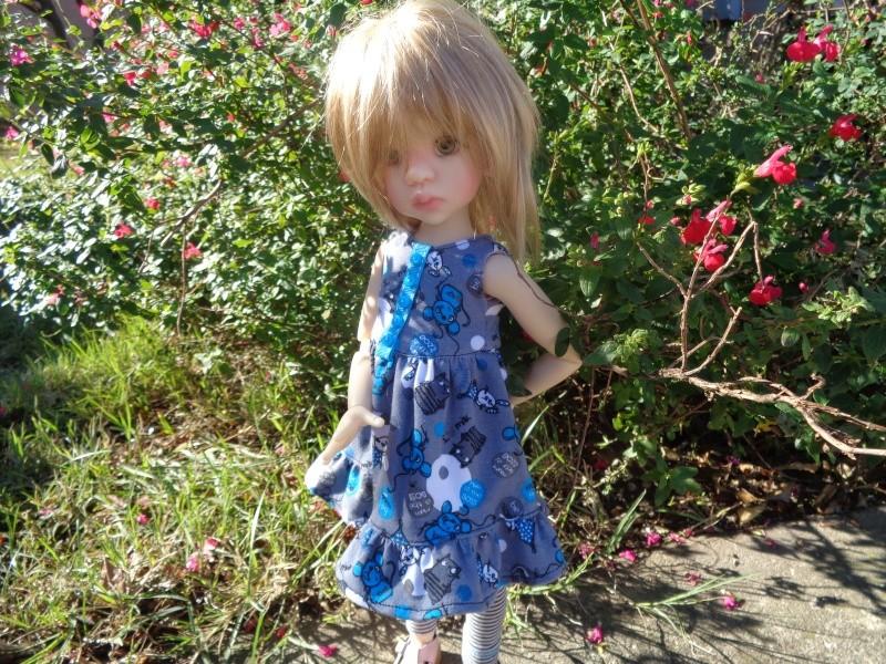 Camille, au soleil, dans une nouvelle tenue de Léoniepimpon Dsc01614