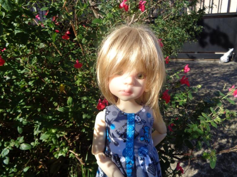Camille, au soleil, dans une nouvelle tenue de Léoniepimpon Dsc01615