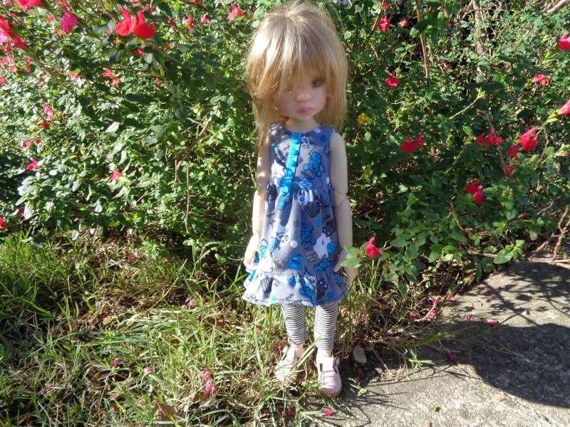 Camille, au soleil, dans une nouvelle tenue de Léoniepimpon Dsc01619