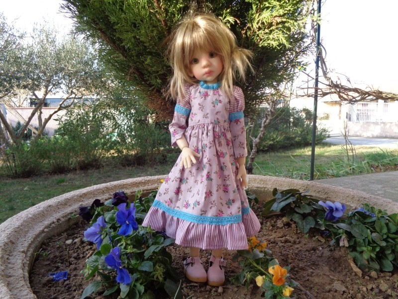 Camille en robe romantique de Léoniepimpon Dsc01923
