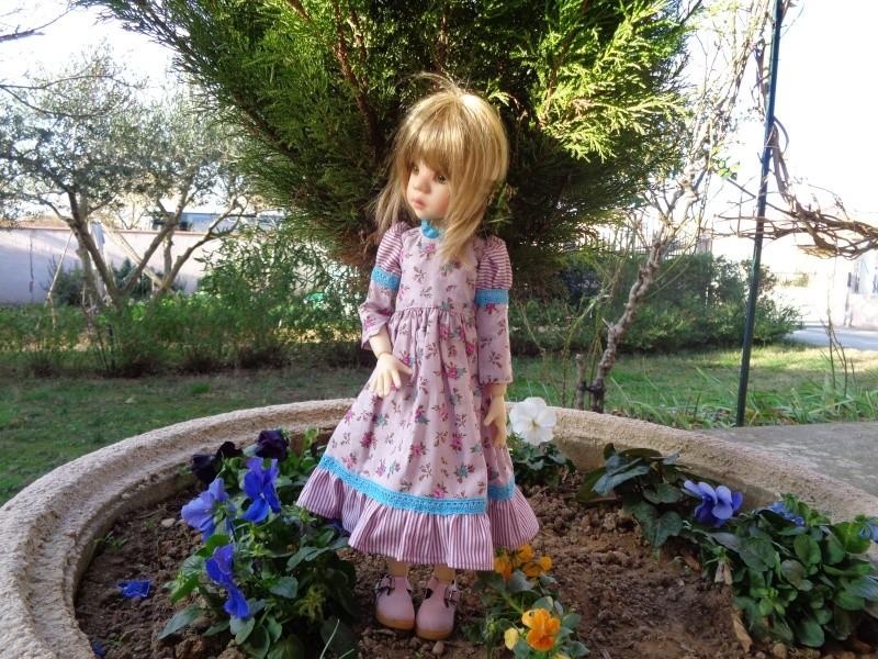 Camille en robe romantique de Léoniepimpon Dsc01924